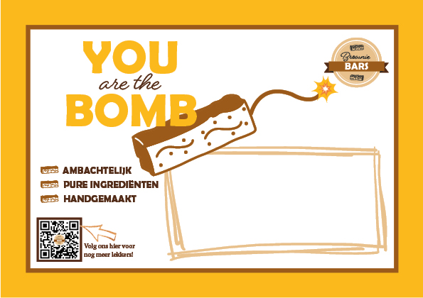 BrownieBars Kaarten